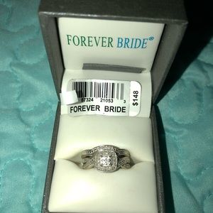 Forever Bride Wedding Set
